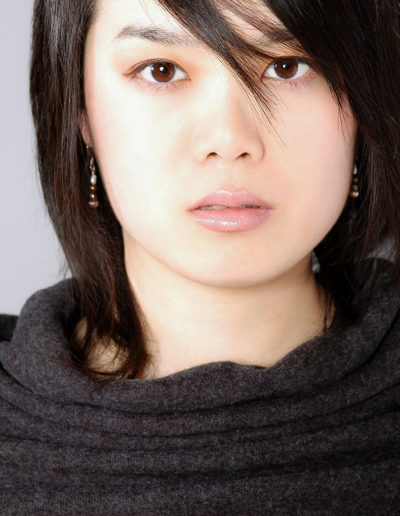 Asian Beauty Headshot