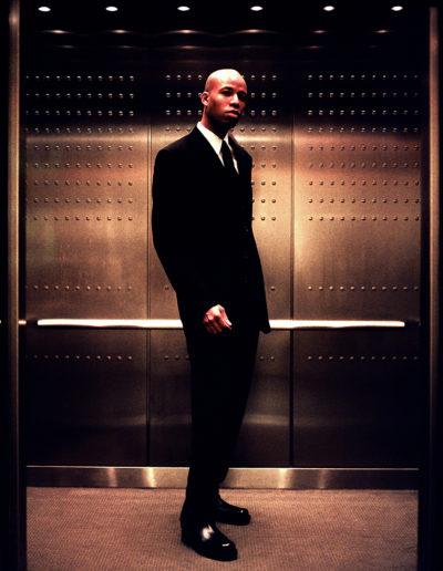 The Elevator Shot