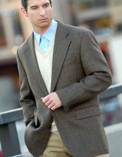 Damon, Ford Models Chicago
